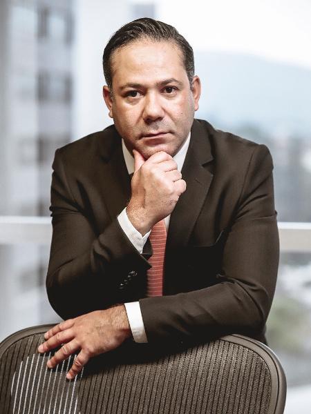 Alexi Agostini, economista-chefe da Austin Rating, agência de classificação de risco, diz que ambiente político pesa na nota do Brasil - Divulgação