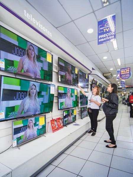 Loja do Magazine Luiza: empresa é melhor aposta do comércio eletrônico, diz analista - Divulgação