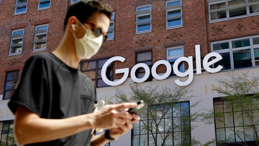 A partir de 1º de setembro, os funcionários do Google que desejam trabalhar em casa por mais de 14 dias terão que enviar um pedido formal - Getty Images
