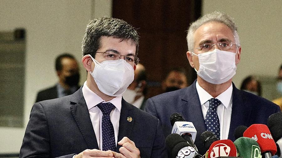 Iniciativa, que vise enquadrar material publicado por Bolsonaro na plataforma, partiu do senador Randolfe - Frederico Brasil/Futura Press/Estadão Conteúdo