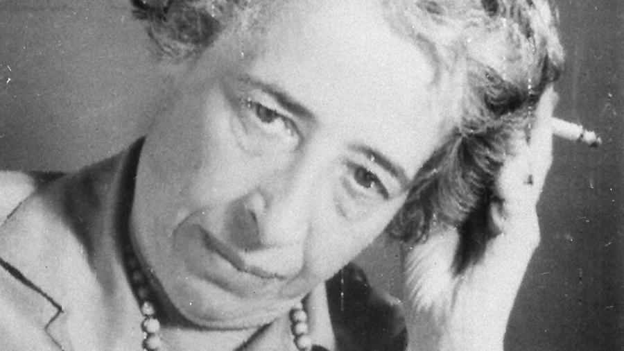 A filósofa alemã Hannah Arendt - picture-alliance/dpa/UPI