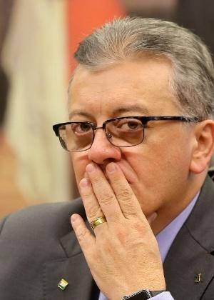 Ex-presidente da Petrobras embarcaria na sexta (28) para Portugal, segundo o MPF