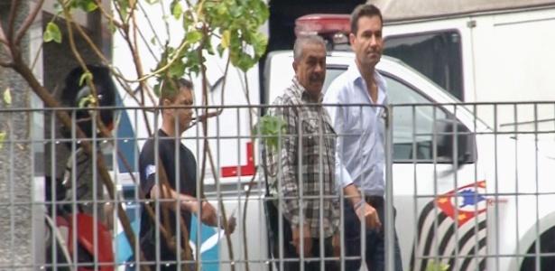 2.mar.2016 - Diego Jorge Dzodan, vice-presidente do Facebook na América Latina, foi solto do CDP (Centro de Detenção Prisional) de Pinheiros, em São Paulo, após ficar cerca de 24 horas detido