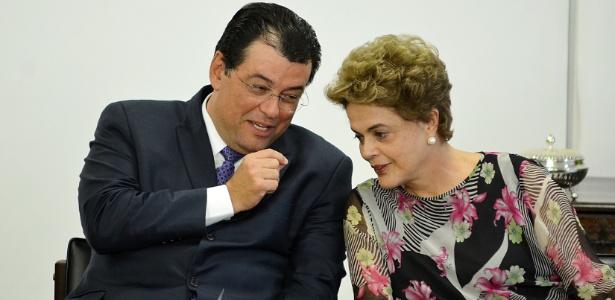 Ex-ministro de Dilma, Eduardo Braga também foi líder do governo no Senado