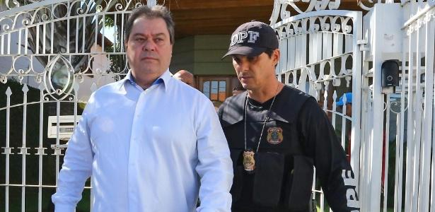 Gim Argello foi preso preventivamente nesta terça pela Lava Jato