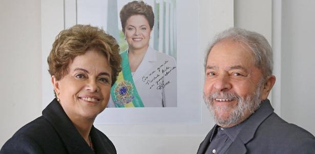 A presidente afastada também disse que seria justo que Lula fosse chamado para a abertura