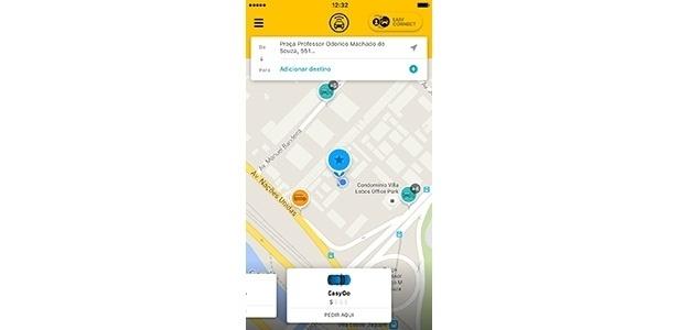 Desconto acumulado no aplicativo Easy pode chegar a 80% dependendo da forma de pagamento e categoria escolhida