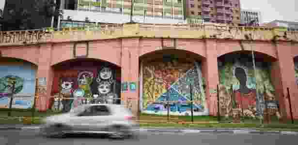 Arcos do Jânio - Marcelo Justo/Folhapress - Marcelo Justo/Folhapress