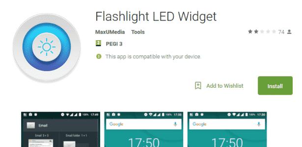 App que dizia servir como lanterna tinha intenção maliciosa - Reprodução