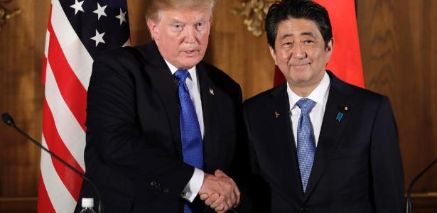 AFP PHOTO / POOL / Kiyoshi Ota