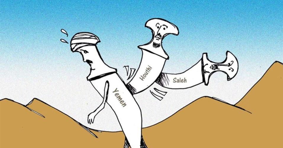Dezembro: O Conflito No Iêmen Se Amplia