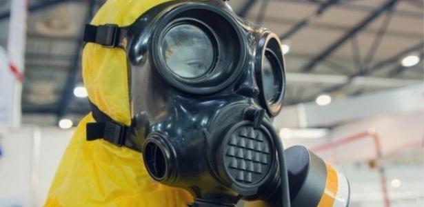 Estoques são controlados e usados ??para desenvolver roupas de proteção, máscaras de gás, antídotos e métodos para identificar armas químicas - Getty Images