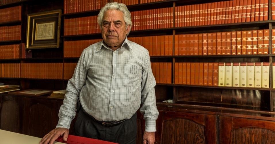 Ex-agente fiscal da Alfândega de Uruguaiana, o advogado Vilson Ferretto relata que agentes de Imigração a serviço do Sistema Nacional de Informação (SNI) atuaram nas instalações da Guardamoria durante a ditadura