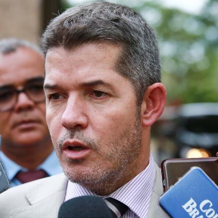O deputado federal Delegado Waldir (PSL-GO) - FÁTIMA MEIRA/FUTURA PRESS/ESTADÃO CONTEÚDO