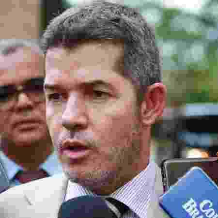 Delegado Waldir, líder do PSL na Câmara - Por Ricardo Brito