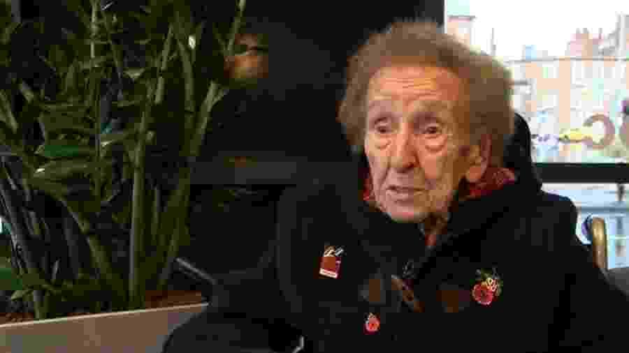 Nem Wilson nem suas colegas falaram em detalhes sobre o que aconteceu em Bletchley Park durante a Segunda Guerra Mundial - BBC