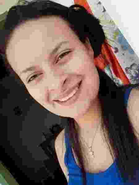 Aline Silva Dantas sumiu de casa depois de ir à farmácia comprar fraldas para a filha - Reprodução