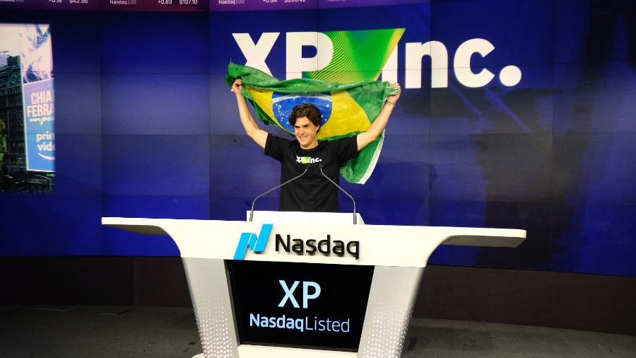 Presidente da XP, Guilherme Benchimol -