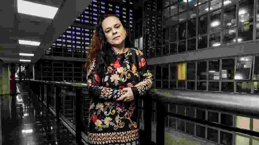 Janaina Paschoal, Deputada Estadual de São Paulo na ALESP - Mariana Pekin/UOL