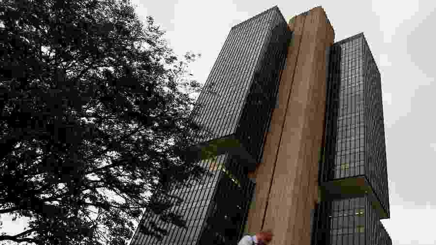 Prédio do Banco Central em Brasília - ADRIANO MACHADO