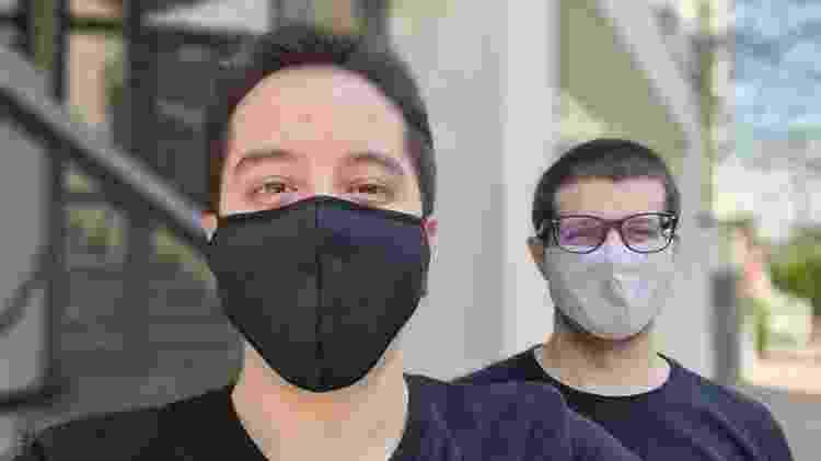 Selfie com o fundo desfocado no Note 20 Ultra - Gabriel Francisco Ribeiro/UOL - Gabriel Francisco Ribeiro/UOL