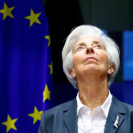 Presidente do BCE afirmou que a retomada de lockdowns no continente para conter covid-19 devem durar até o fim do primeiro trimestre - Francois Lenoir/Reuters