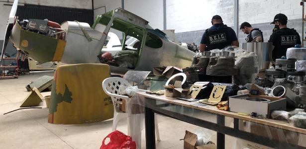 Desaparecidos desde 2018 | Pilotos sumidos podem ter morrido na rota do tráfico