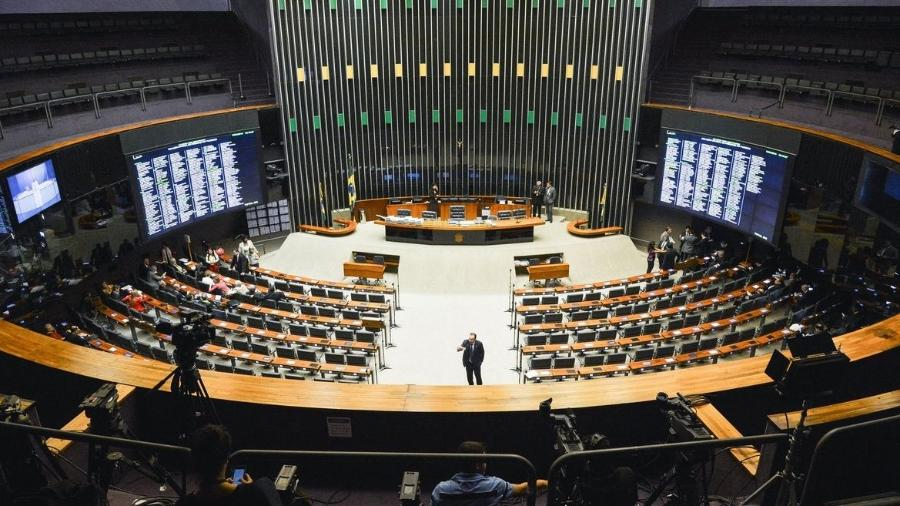 PEC precisa ser votada em dois turnos, e são necessários pelo menos 308 favoráveis em cada um - Antônio Cruz/Agência Brasil