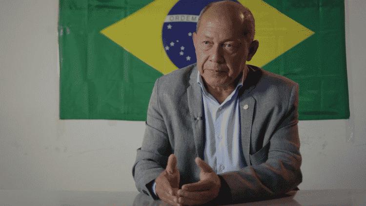 Apontado por grileiros como um aliado, deputado federal Coronel Chrisóstomo (PSL-RO) será vice-presidente da Comissão de Meio Ambiente da Câmara - BBC - BBC
