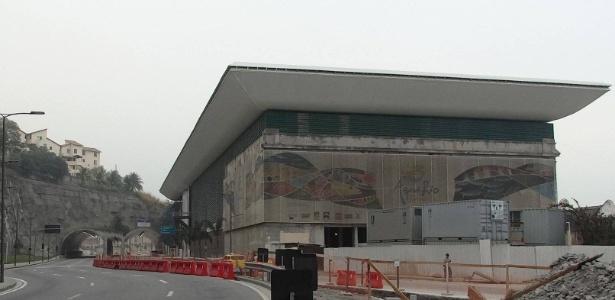 A previsão é de que o aquário seja inaugurado em março - Reprodução/Facebook