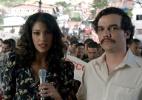 Reprodução/Netflix e Hernán Díaz/Site oficial de Virginia Vallejo