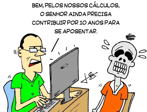 8.dez.2016 - Reforma da Previdência vira piada nas redes sociais