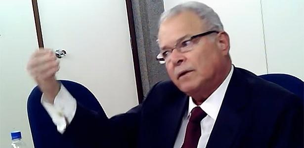 Emilio Odebrecht em seu depoimento de delação premiada, em 2017