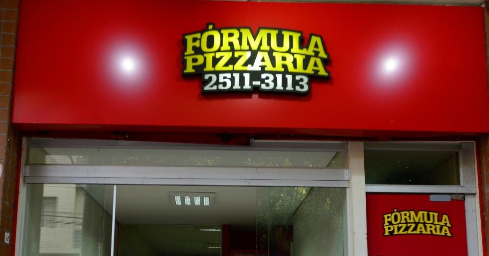 Franquia Fórmula Pizza