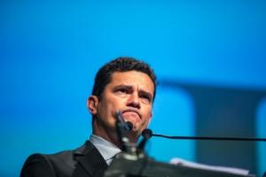 'Crimes não são cometidos no céu', diz Moro a quem ataca delação premiada (Foto: Marcelo Chello/Estadão Conteúdo)