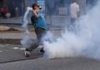 Protesto e confronto marcam votação sobre prisão de deputados no Rio - jose lucena/Futura Press/Folhapress