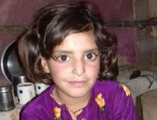 Asifa Bano tinha oito anos mas já trabalhava com o rebanho da família