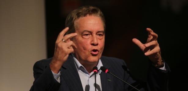 8.mai.2018 - Paulo Rebello, pré-candidato do PSC à Presidência - Ricardo Borges/UOL