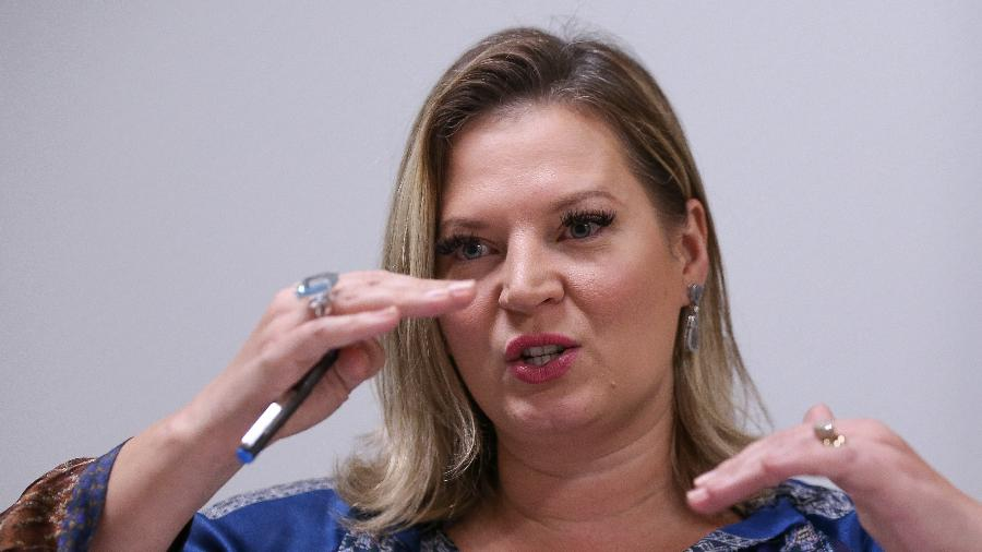 Deputada Joice Hasselmann (PSL-SP) - Pedro Ladeira/Folhapress