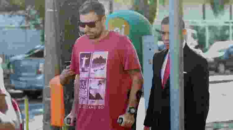 Bruno Figueiredo, cunhado de Ronnie Lessa, também foi preso - José Lucena/Futura Press/Estadão Conteúdo - José Lucena/Futura Press/Estadão Conteúdo