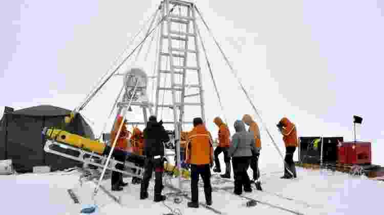 Antártida BBC - BBC - BBC