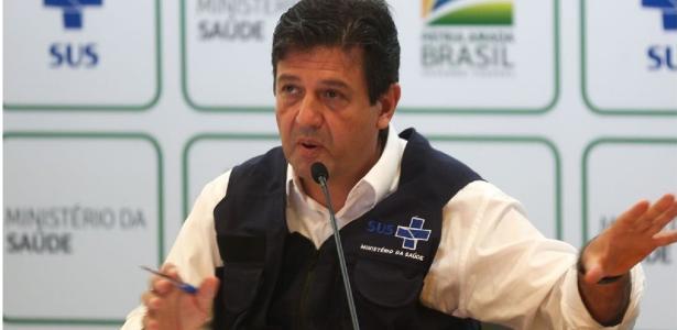 553 mortos no Brasil | Mandetta: 'País não está pronto para escalada de casos nas metrópoles'