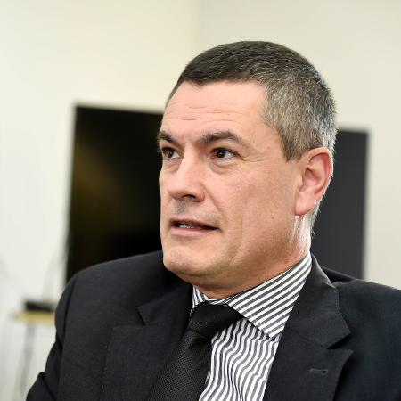 Maurício Valeixo, ex-diretor-geral da PF - DENIS FERREIRA NETTO/ESTADÃO CONTEÚDO