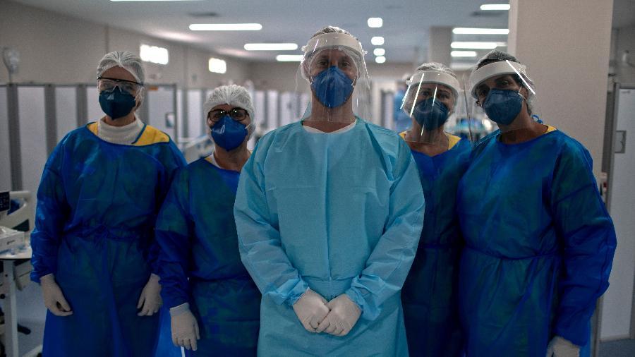 Brasil contabiliza 660.469 pacientes recuperados, segundo painel da universidade Johns Hopkins - AFP