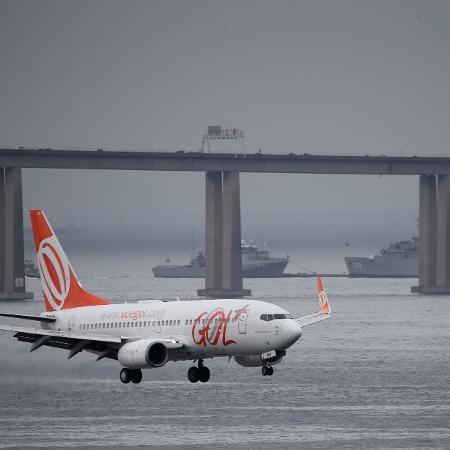 Aeroporto Santos Dumont, no Rio de Janeiro, entrou para a lista -