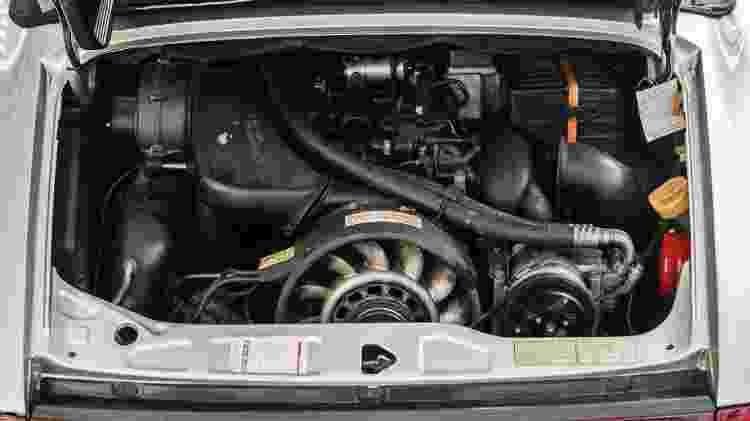 911 Mara motor - Bonhams / Divulgação  - Bonhams / Divulgação