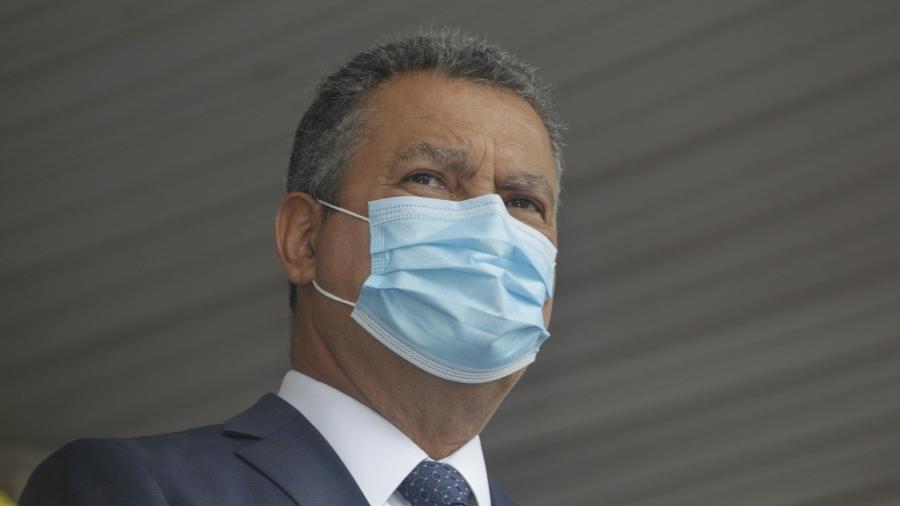 Governador da Bahia decretou lockdown no estado neste final de semana - Reprodução/Facebook