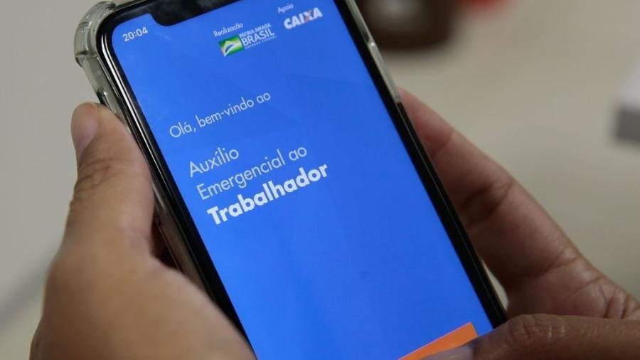 auxílio emergencial  - Marcello Casal Jr/Agência Brasil