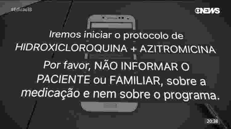 prevent senior - Reprodução/GloboNews - Reprodução/GloboNews