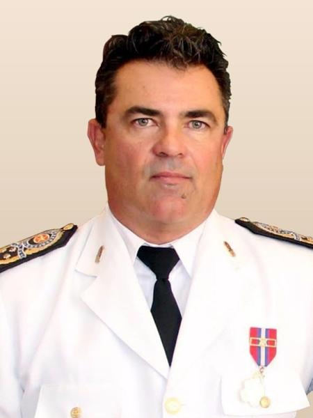 Ex-comandante da PM-PE, Vanildo Maranhão, não faz parte mais do pessoal ativo da corporação  - Divulgação/PM-PE